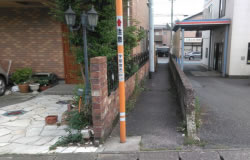 宇都宮市・自然堂整骨院への行き方STEP:7
